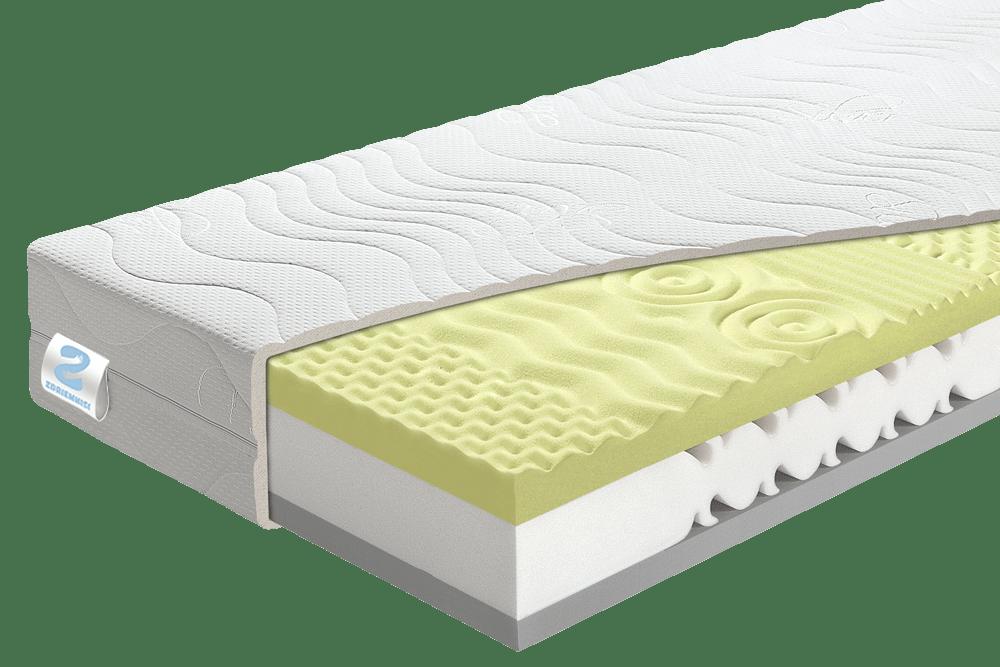 Zdravotný penový matrac Golden Visco